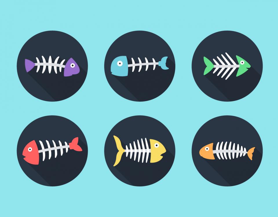 نمودار استخوان ماهی | Fish Bone | نمودار علت و معلول | نمودار ایشیکاوا