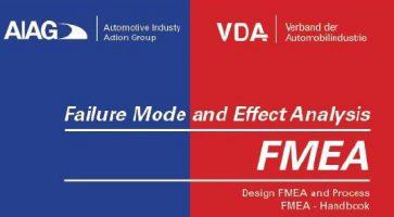 برگزاری دوره آموزشی ویرایش جدید FMEA
